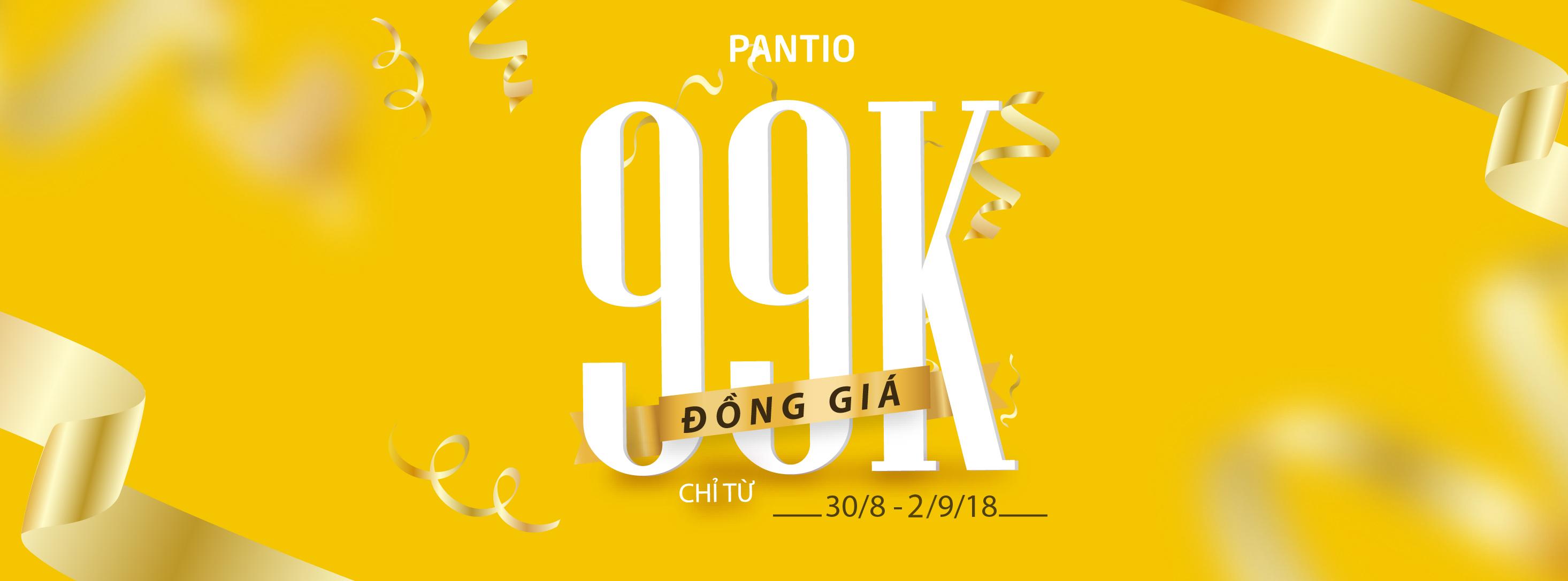 ĐỒNG GIÁ CHỈ TỪ 99k | Shopping Quốc Khánh càng thả ga!
