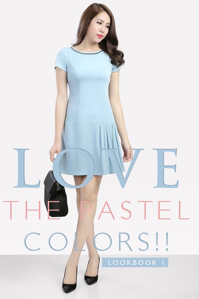 Love The Pastel