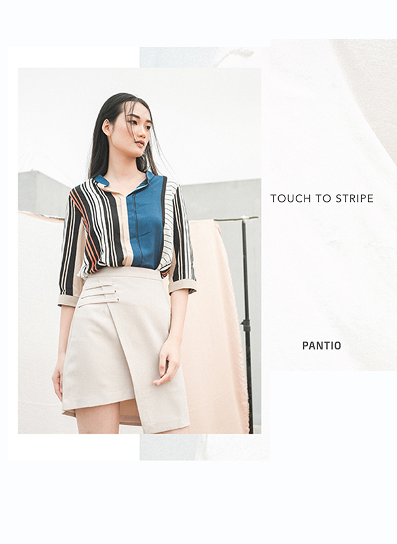 Touch To Stripe